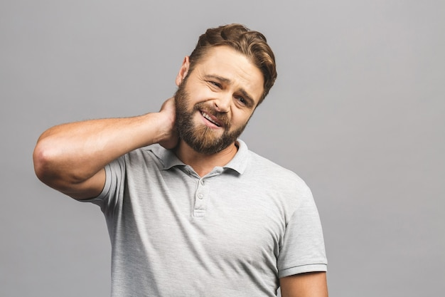 Douleur dans le cou