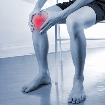 Douleur musculaire aux jambes