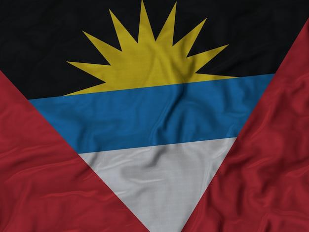 Drapeau d'antigua-et-barbuda