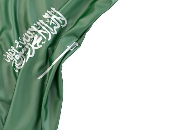 Drapeau de l'arabie saoudite