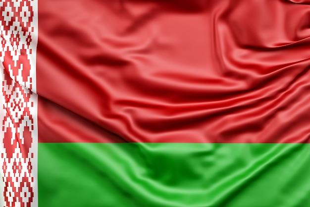 Drapeau de biélorussie