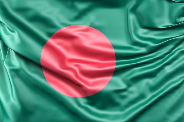 Drapeau du bangladesh