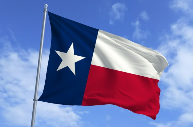 Drapeau du texas
