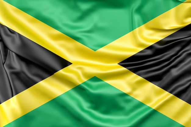 Drapeau de la jamaïque