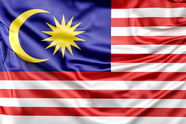 Drapeau de malaisie