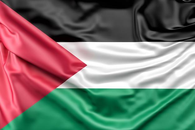 Drapeau de la palestine