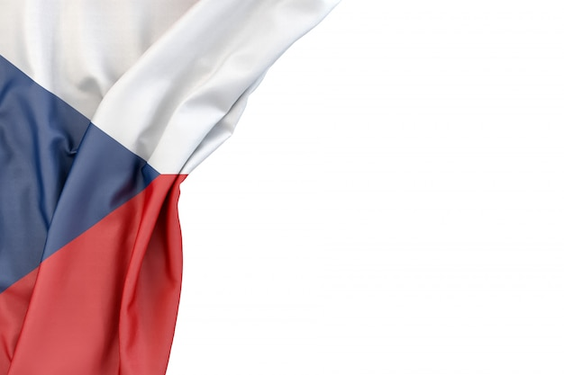 Drapeau de la république tchèque