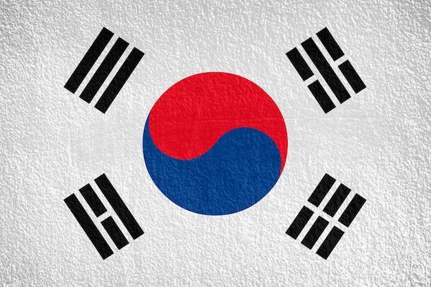 Drapeau sud coréen
