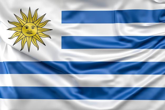 Drapeau de l'uruguay