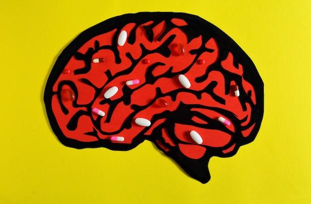 Drogues dans le cerveau