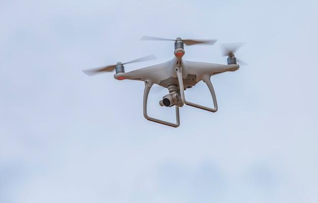 Drones enregistre de la vidéo