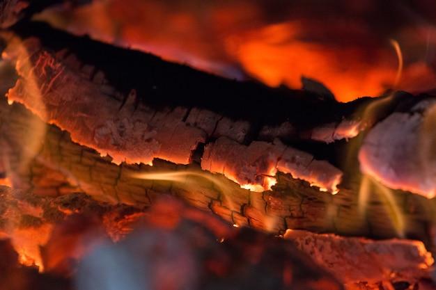 Du bois qui brûle
