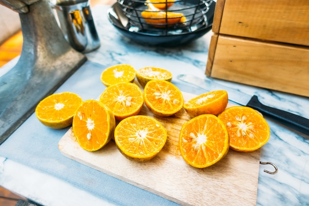 Du jus d'orange