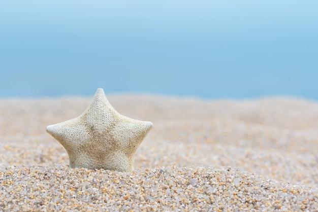 Du sable sur la plage