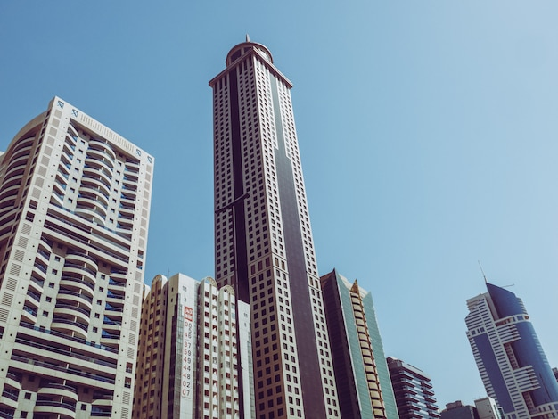 Dubaï buldings