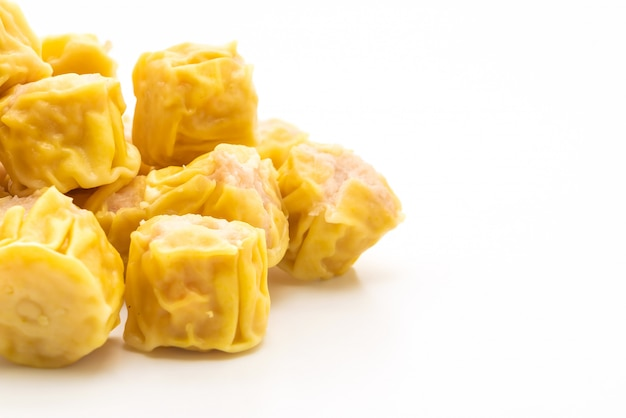 Dumpling à la vapeur de crevettes à la chinoise