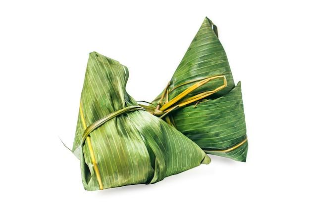 Dumplings de riz au festival du bateau dragon