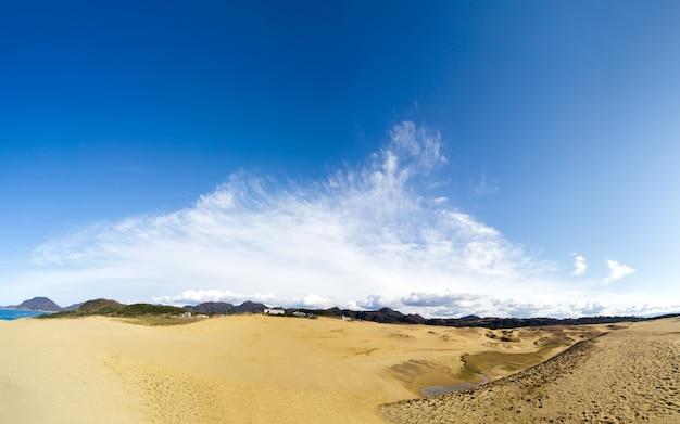 Dune de sable de tottori