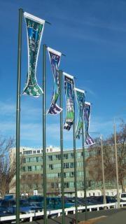 Dunedin - université d'otago, penn-ville
