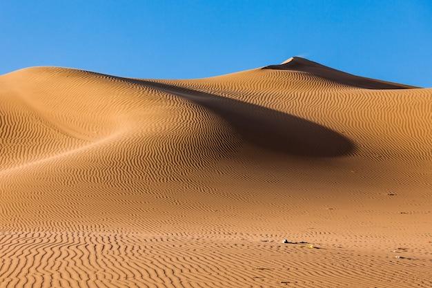 Dunes du désert de huacachina