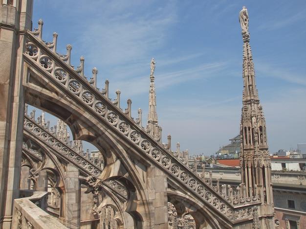Duomo di milano (cathédrale de milan)