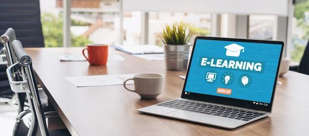 E-learning et éducation en ligne