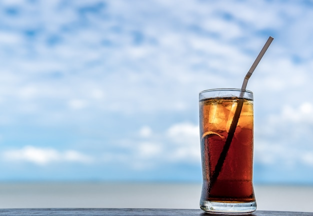 De l'eau de coca à boire pour étancher votre soif, desserrez le chaud.