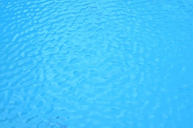 Eau de piscine