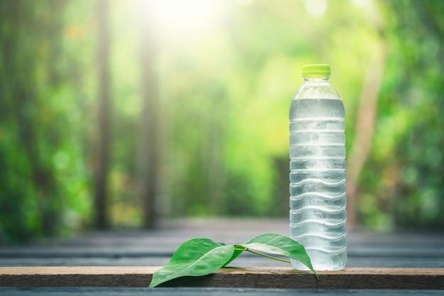 Eau potable et vert naturel