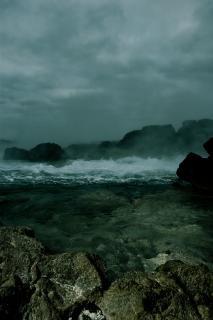 L'eau répond à l'océan
