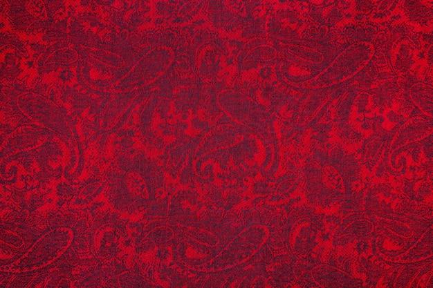 Échantillon de pashmina cachemire traditionnel motif cachemire