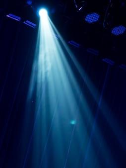 Éclairage de concert