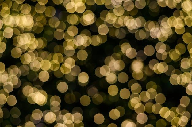 Éclairage flou abstrait