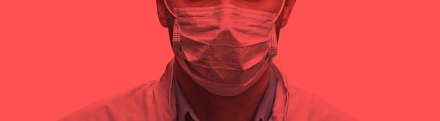 Éclosion du virus corona. syndrome respiratoire à virus épidémique.