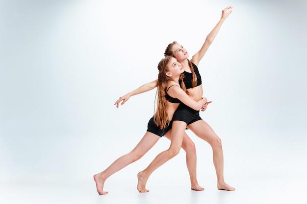 L'école de danse pour enfants, le ballet, le hiphop, la rue, les danseurs funky et modernes