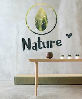 Écologie environnement sauver la terre organique