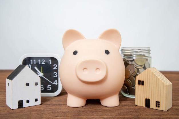 Économiser de l'argent pour un investissement futur