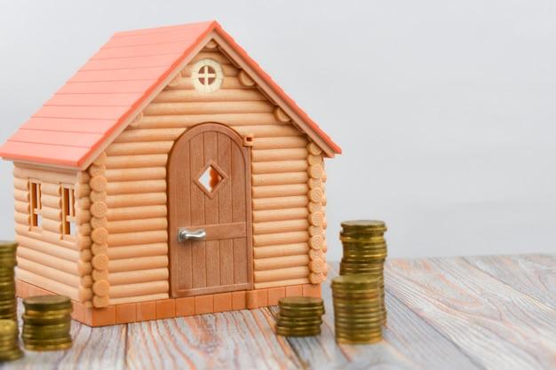 Économiser finance pour le logement.