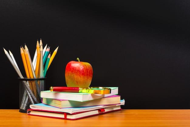 L'éducation ou la rentrée scolaire concept.