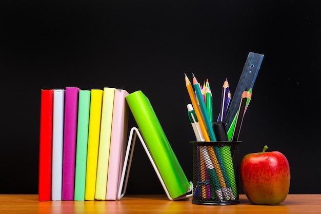 Éducation ou retour à l'école concept.