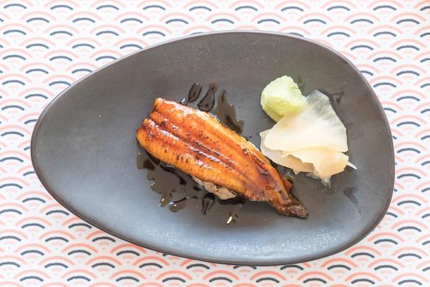 Eel sushi rice