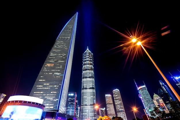 Effet de vitesse de mouvement avec city night