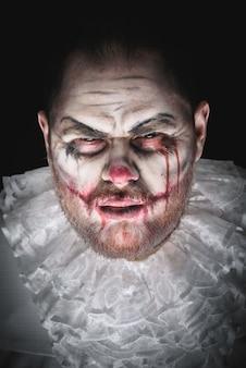Effrayant clown