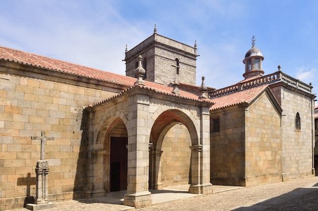 L'église de la asuncion, la alberca, province de salamanque, castille-leon, espagne