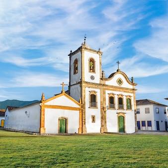 Eglise au brésil