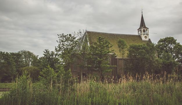 Eglise au nord d'amsterdam
