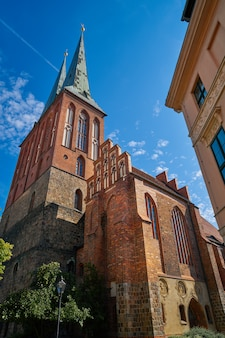 Eglise de berlin nikolaikirche en allemagne