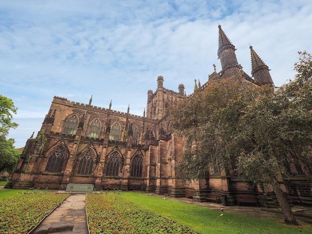 Église cathédrale de chester