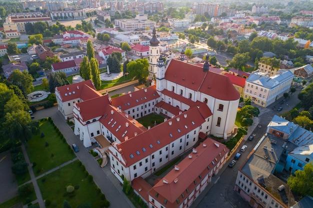 Église catholique cathédrale de pinsk, biélorussie