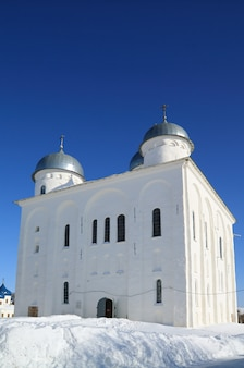 Église chrétienne sur le territoire du prieuré orthodoxe